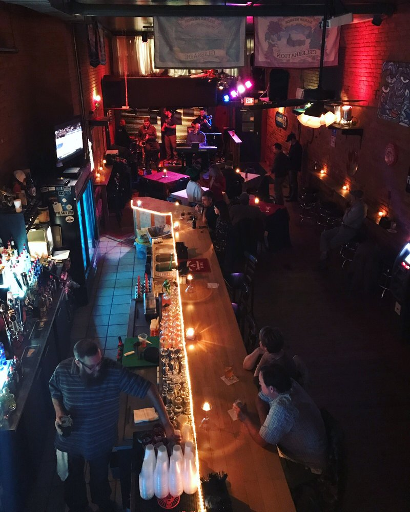 Social Spots from The Boulevard Tavern