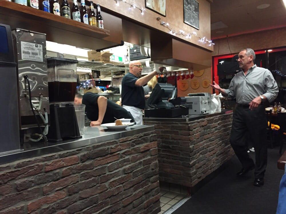 Peppino S Italian Restaurant: A Busy Monday Night