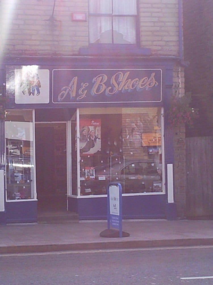 Shoe Shops Glossop