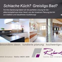 roland liegl küche.bad.innenarchitektur. - kitchen & bath, Innenarchitektur ideen