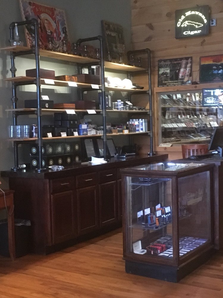 Old Havana Cigar Bar: 438 Chestnut St, Gadsden, AL