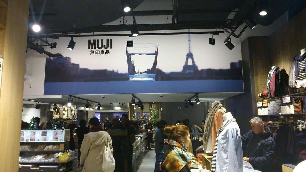 muji 24 rese as tienda de muebles 101 rue berger. Black Bedroom Furniture Sets. Home Design Ideas