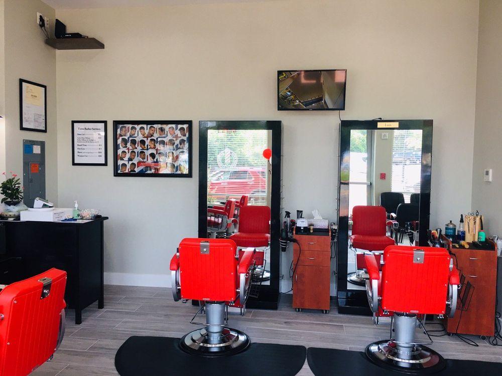 Town Barbershop: 704 Elden St, Herndon, VA
