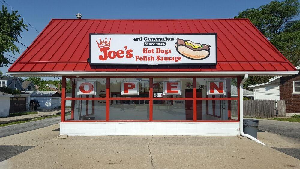 Joes Hot Dog Joliet Il