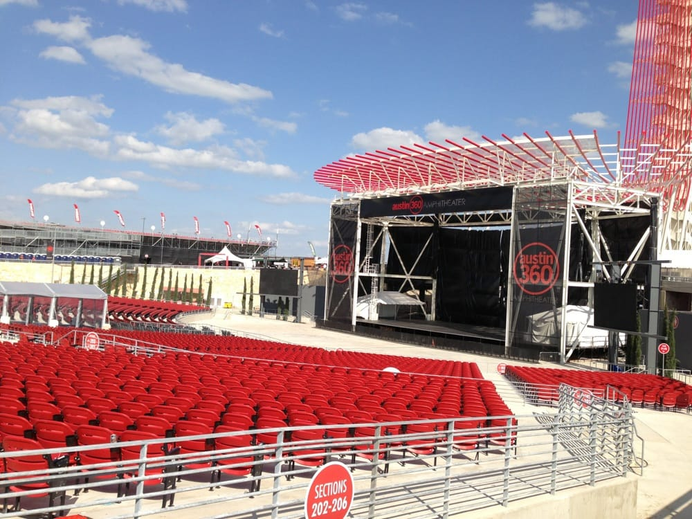 360 Amphitheater Yelp