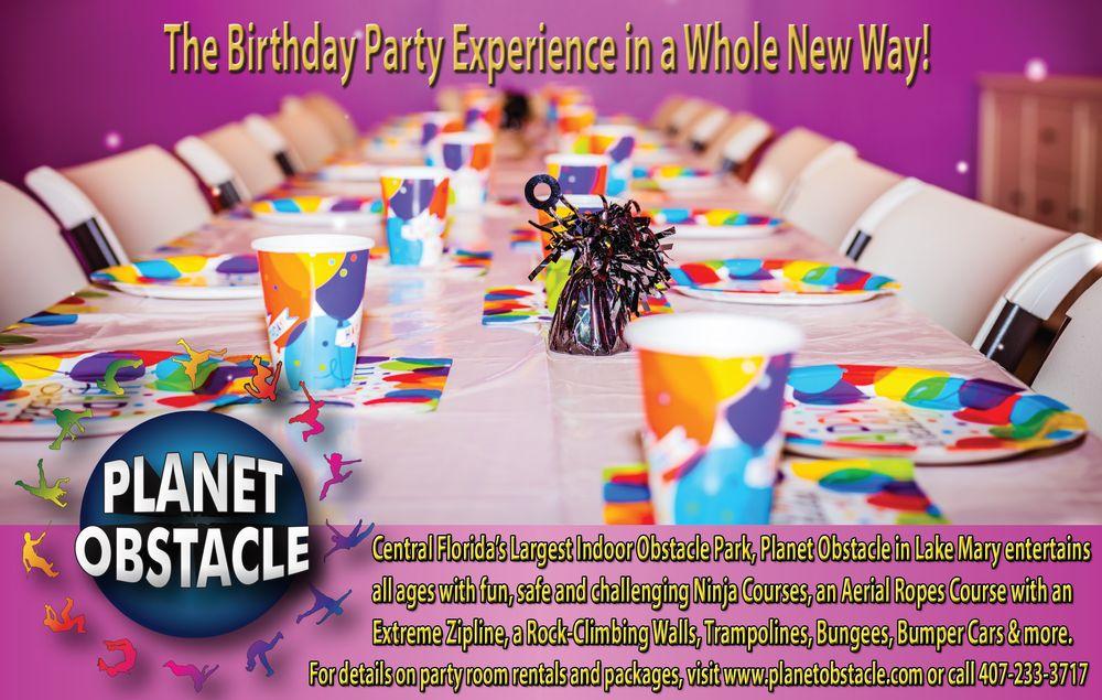 Planet Obstacle: 1150 Emma Oaks Tr, Orlando, FL