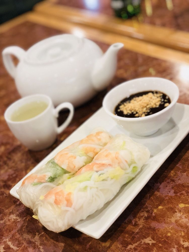 Food from Rice & Pho Vietnamese