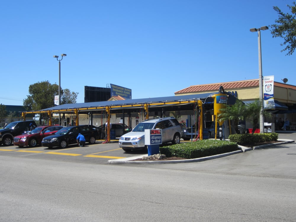 Boca Car Wash Boca Raton Fl