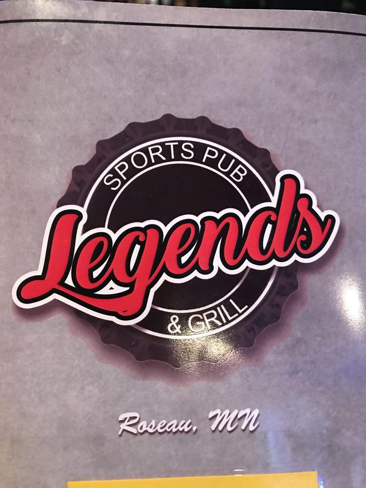 legends: 121 Main Ave S, Roseau, MN