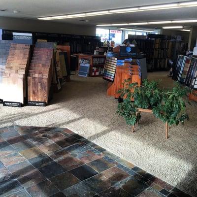 Modern Floors Carpeting 1910 Ocean Blvd SE Coos Bay OR