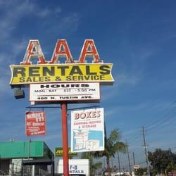 aaa rentals 15 reviews truck rental 400 n tustin st orange ca phone number yelp. Black Bedroom Furniture Sets. Home Design Ideas