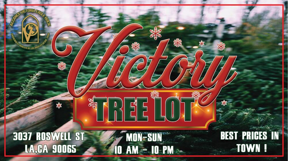 Victory Tree Lot: 3037 Rosswell St, Los Angeles, CA