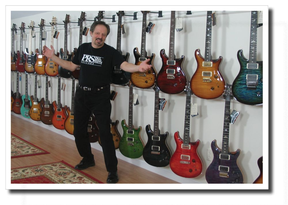 John Mann's Guitar Vault: 112 Wallace Rd, Bedford, NH