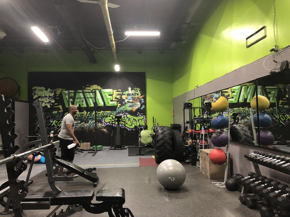 Fame Fitness Gym
