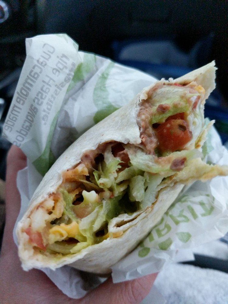 Food from Taco Bell