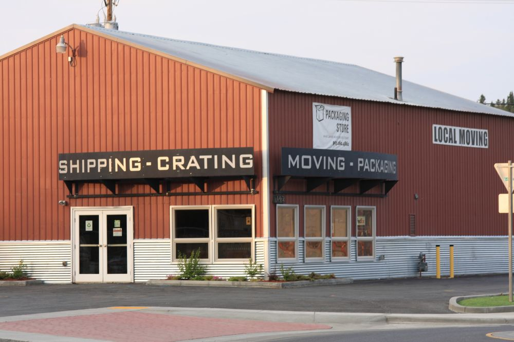 The Packaging Store: 102 E Marydale Ave, Soldotna, AK