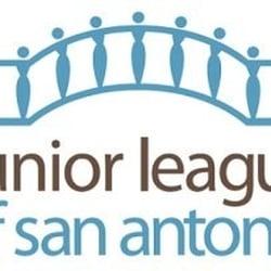 Junior League of San Antonio the logo