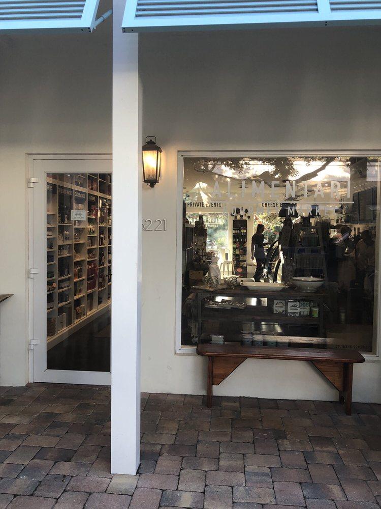 Alimentari Gourmet Market: 6220 N Highway A1A, Vero Beach, FL