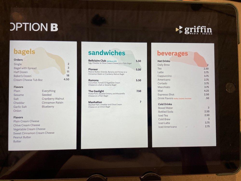 Bagel Kitchen: 2228 Wealthy St Se, Grand Rapids, MI