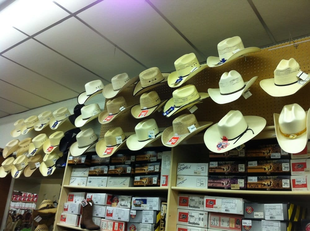 Tip Top Western Wear: 512 Garrison Ave, Fort Smith, AR