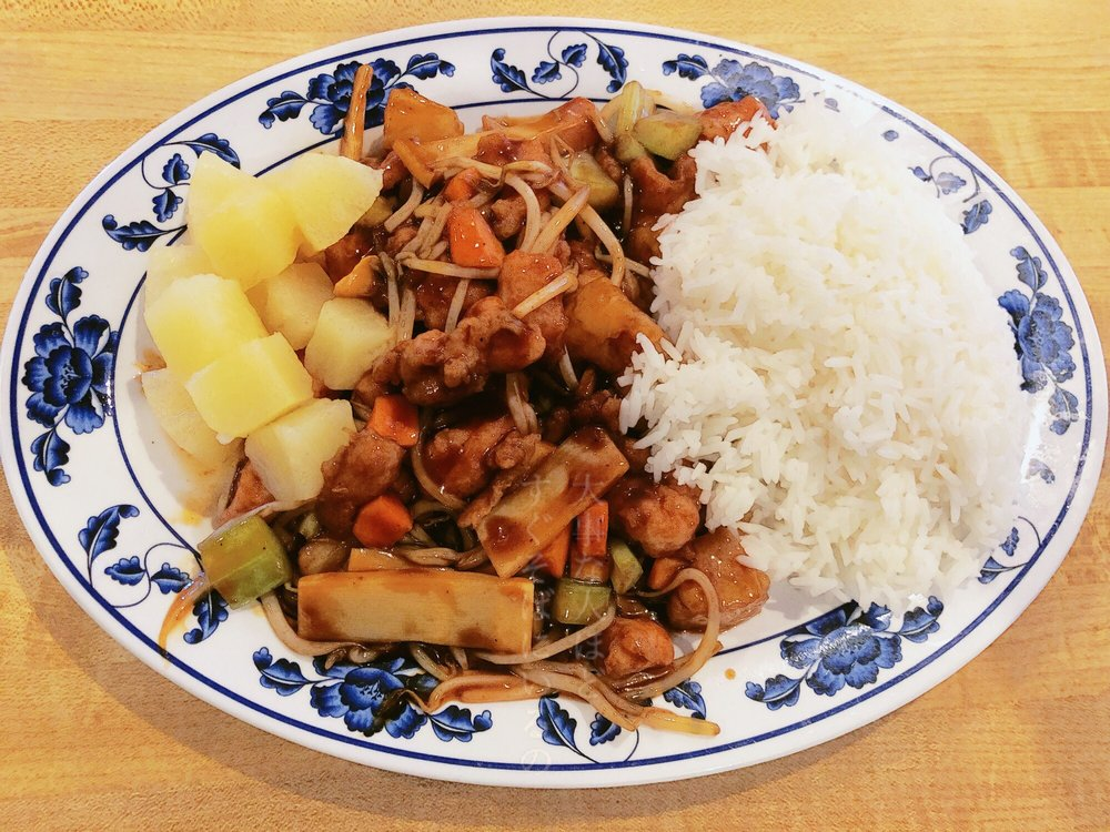 Hunan Chinese Restaurant: 708 Bloomfield Rd, Bardstown, KY