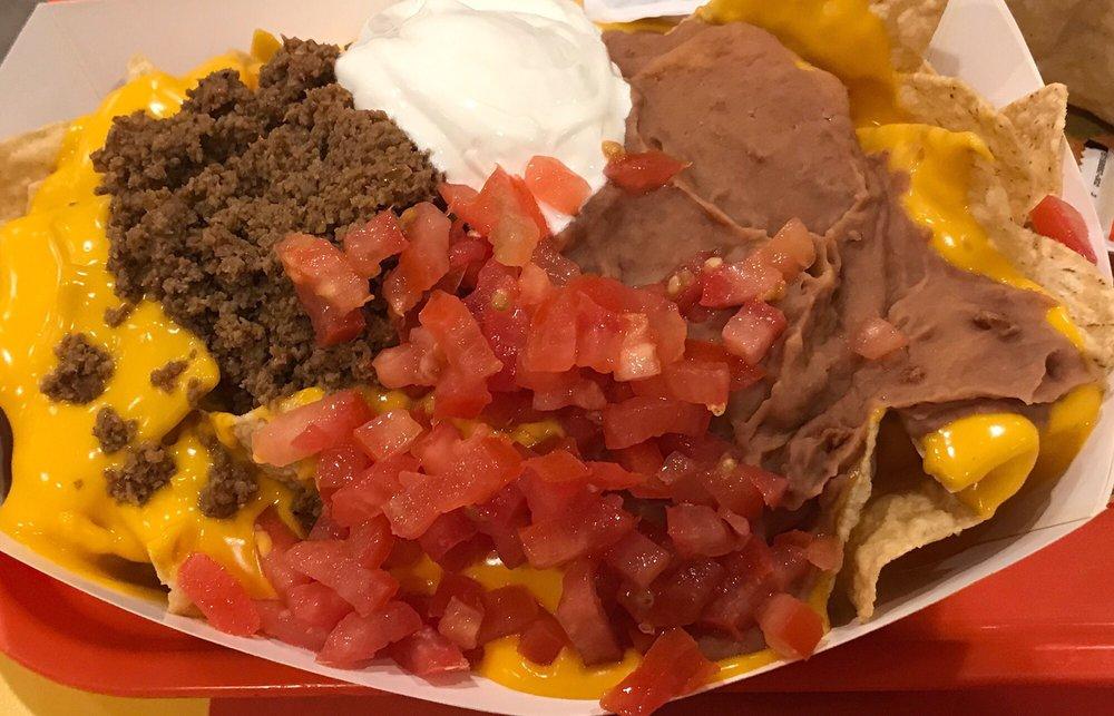 Food from Taco Casa