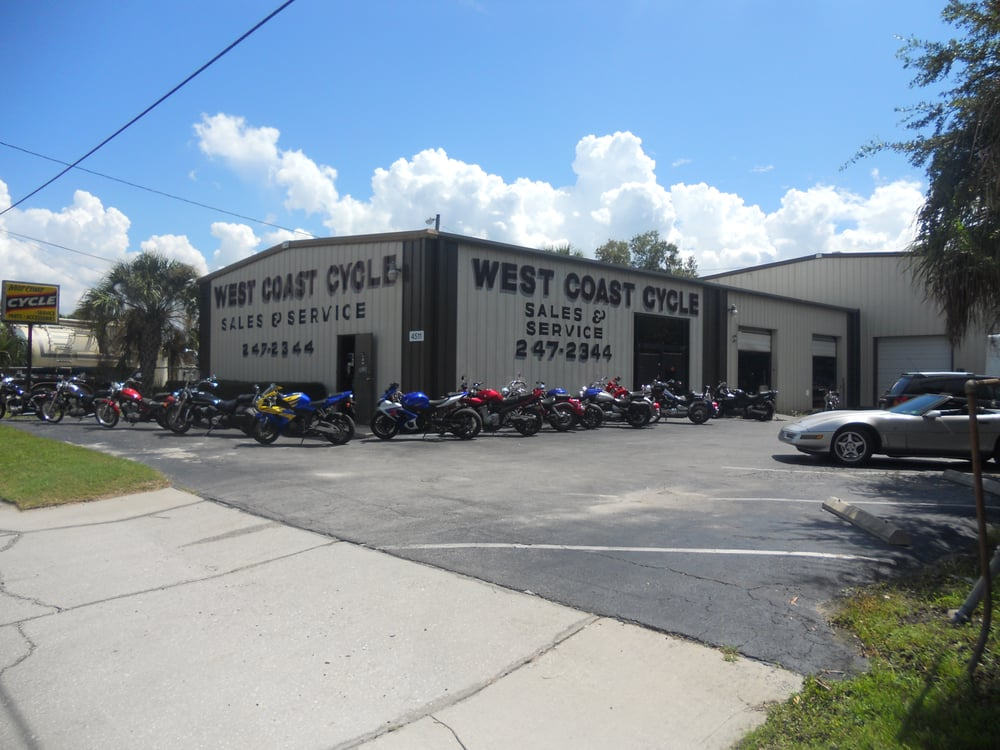 West Coast Cycle Inc: 4511 Causeway Blvd, Tampa, FL