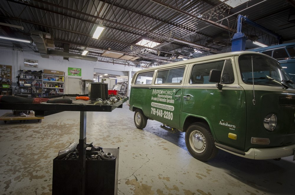 Motorworks restorations 31 foto personalizzazione auto for Noleggio di durango cabinado colorado