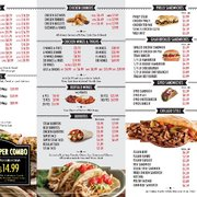 Big sharks fish and chicken 10 photos chicken wings for Sharks fish and chicken menu