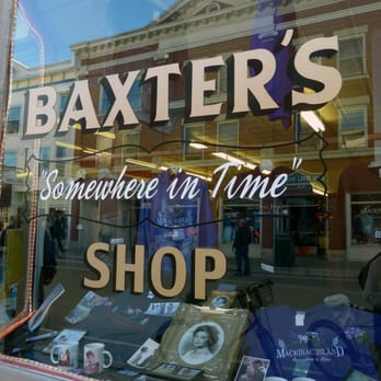 Baxter's Coin Shop - Souvenir Shops - 7355 Main St, Mackinac