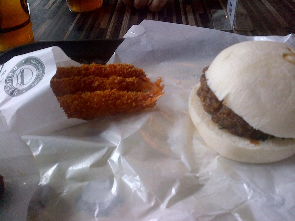 R Burger Singapore