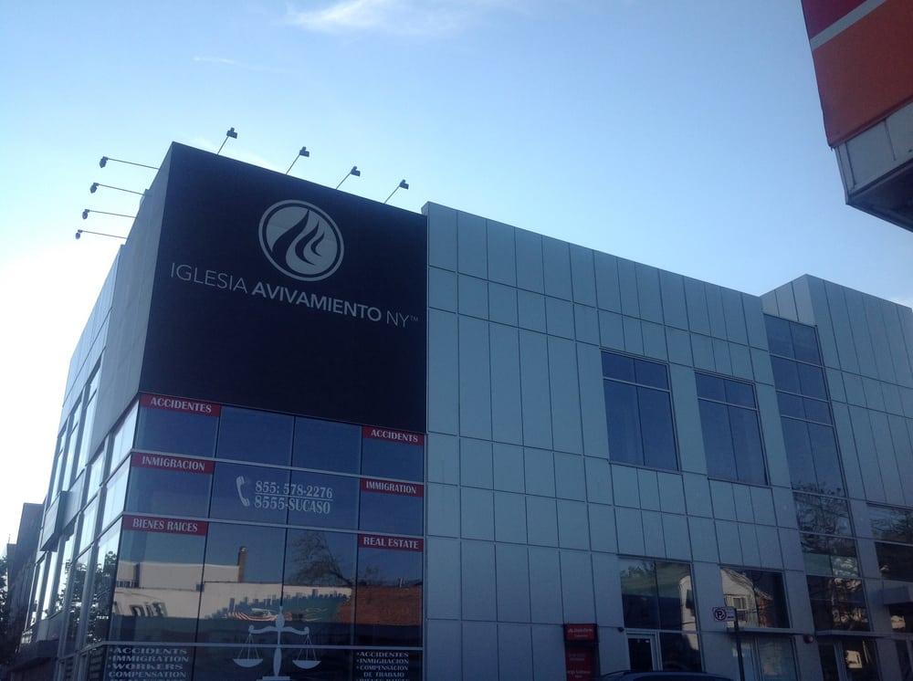 Centro Mundial De Avivamiento: 32-56 101st St, East Elmhurst, NY