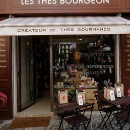 Les th s bourgeon alimentation 62 rue de l 39 horloge for Porte de l horloge salon de provence
