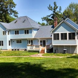 Photo Of A1 Siding U0026 Roofing   Manchester, NH, United States. Roof  Replacement