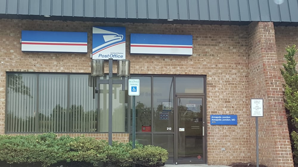 USPS: 10820 Guilford Rd, Annapolis Junction, MD