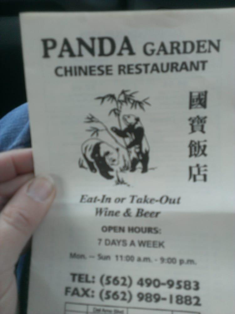 Panda Garden Long Beach Ca