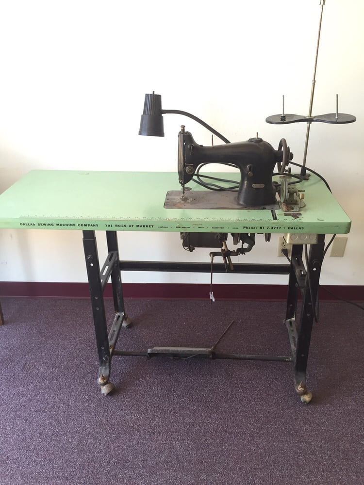 Complete Refurbished For Sewing Machine This Sewing Machine Was Interesting Imagine Sewing Machine