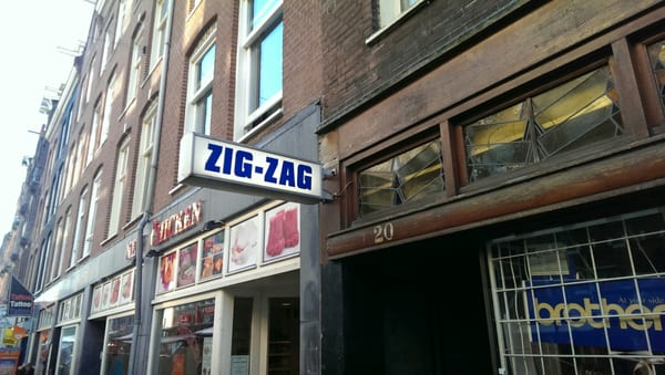 Tassen Fournituren Amsterdam : Zig zag fournituren magasin de tissus ten katestraat