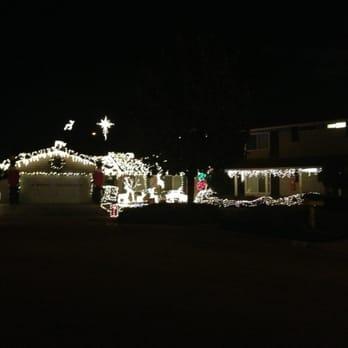 photo of the olsen christmas light display san jose ca united states - Local Christmas Lights Displays