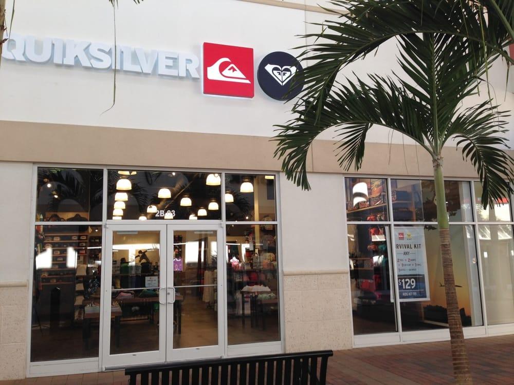 Quiksilver Outlet - Moda Praia - 4963 International Dr, International Drive    I-Drive, Orlando, FL, Estados Unidos - Número de Telefone - Yelp ecfb846039