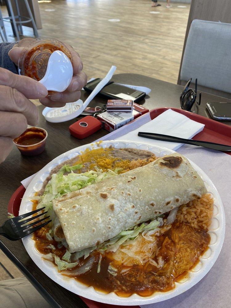 La Paloma Cafe: 151 S Lovekin Blvd, Blythe, CA