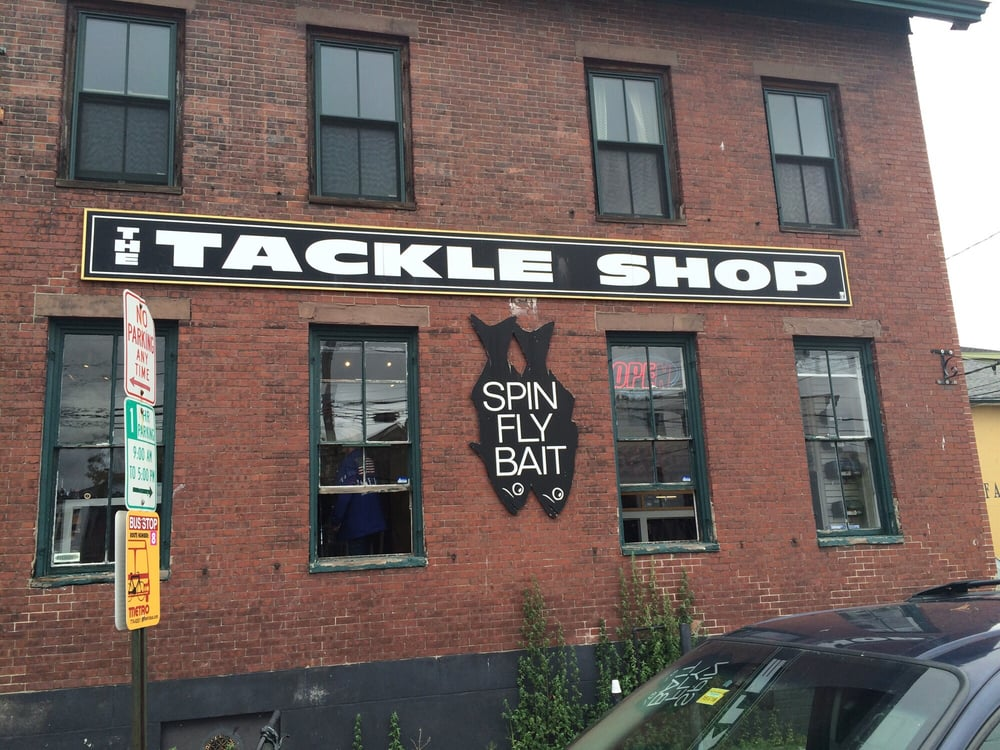The tackle shop 12 photos hunting fishing supplies for Fishing tackle store near me