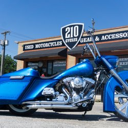 210 Cycles Get Quote Motorcycle Dealers 4475 Walzem