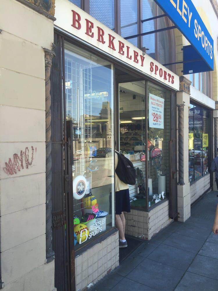 Berkeley Sports: 2254 Bancroft Way, Berkeley, CA