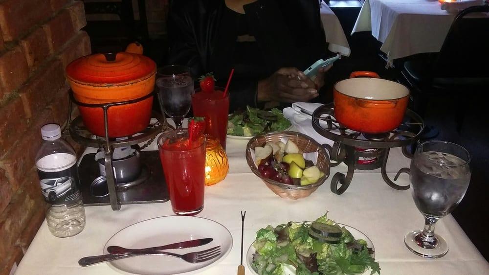 Fondue Restaurants Near Chicago