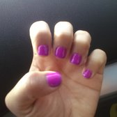 Photo Of Protop Nails Watsonville Ca United States Gelish On Really Short