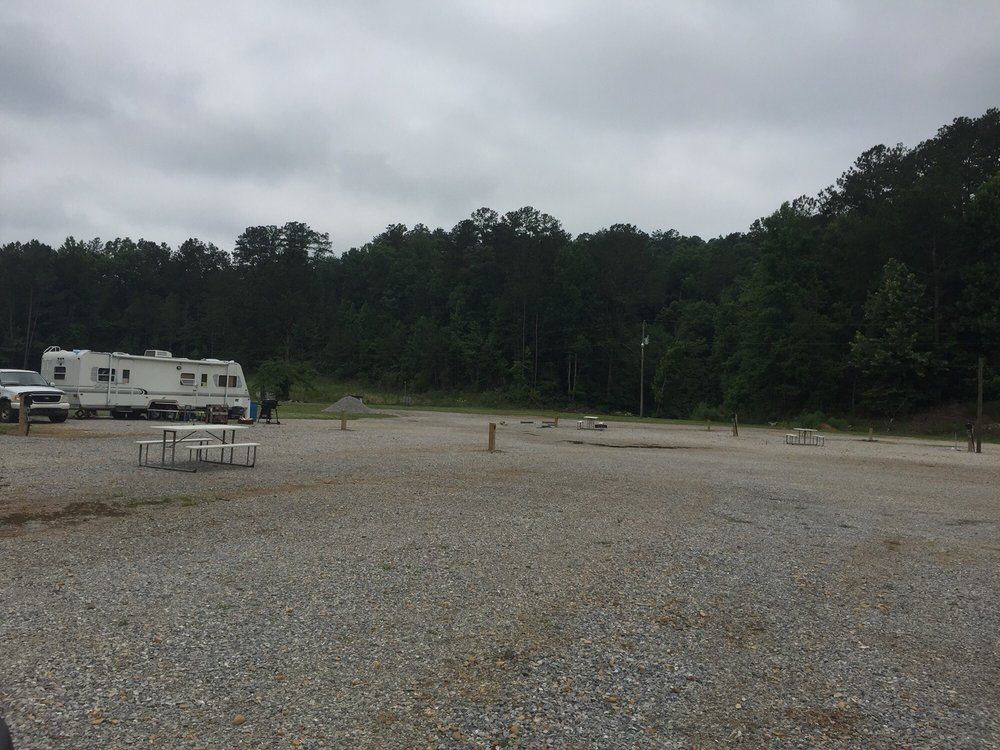 Scenic Drive RV Park and Campground: 24 Cheaha State Park Dr, Anniston, AL
