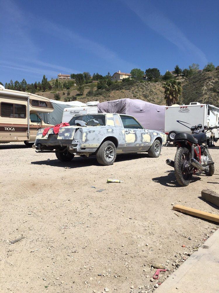 California Dustless Blasting: 16529 Sierra Hwy, Canyon Country, CA