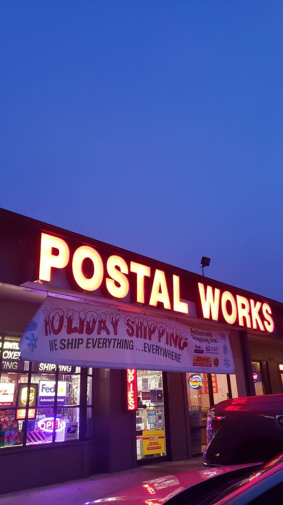 Postal Works: 3300 NW 185th Ave, Portland, OR