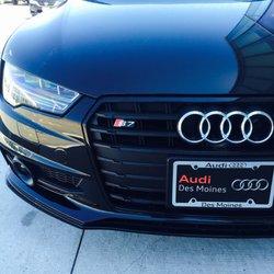 Audi Des Moines Photos Car Dealers Merle Hay Rd - Audi des moines